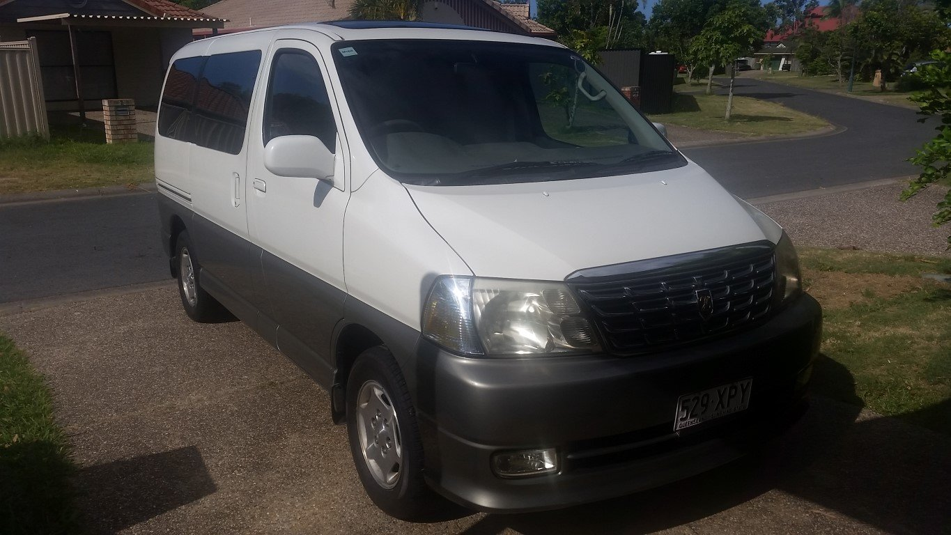 Van Cars for Sale Queensland on BoostCruising | It\'s FREE and it works!