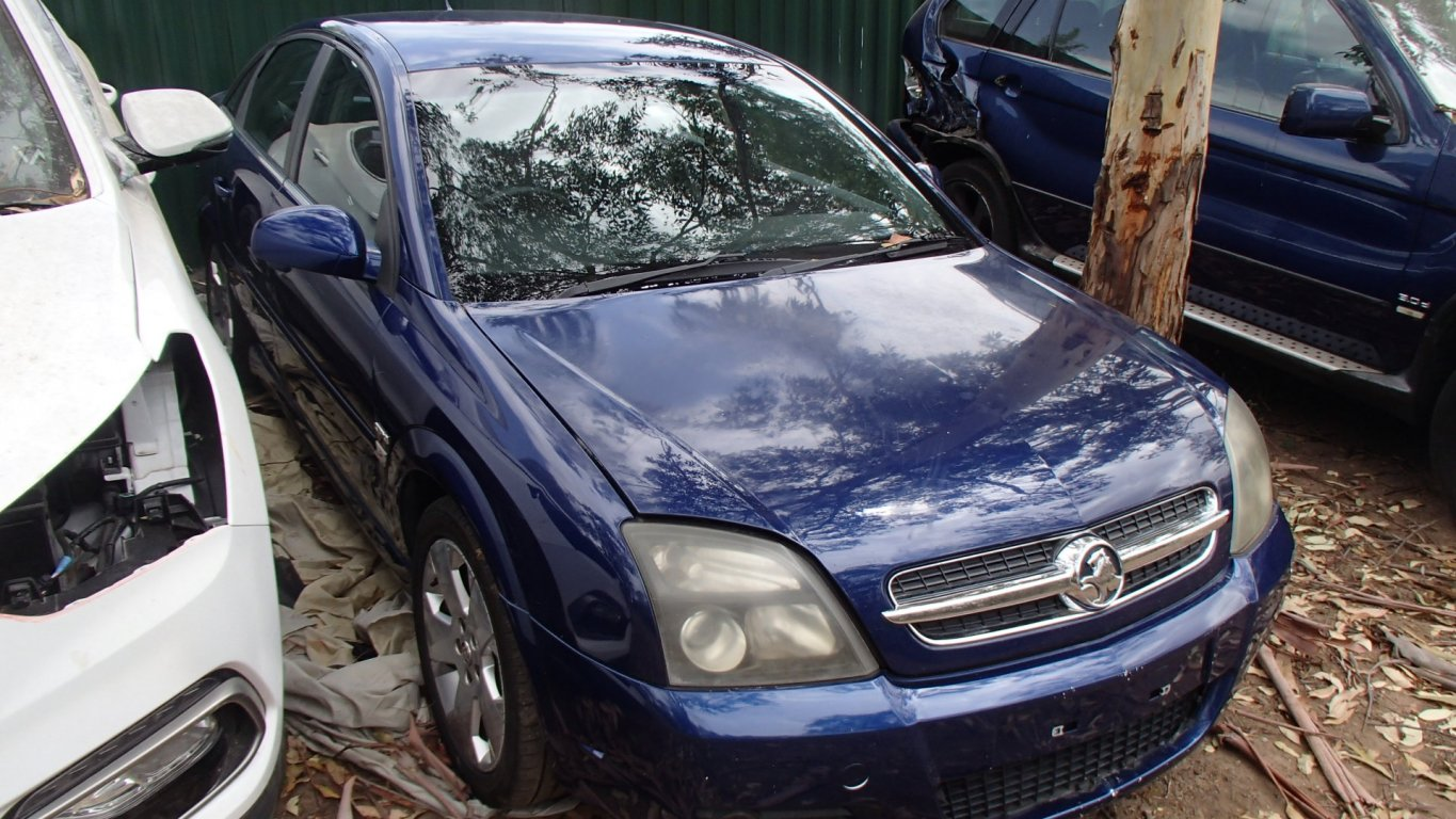 2003 Holden Vectra