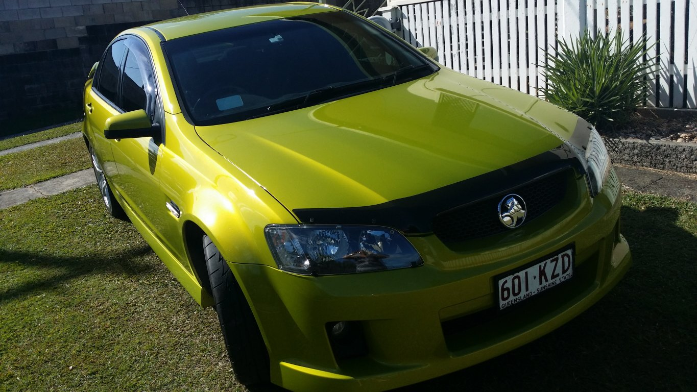 2008 Holden Commodore SV6 VE MY08