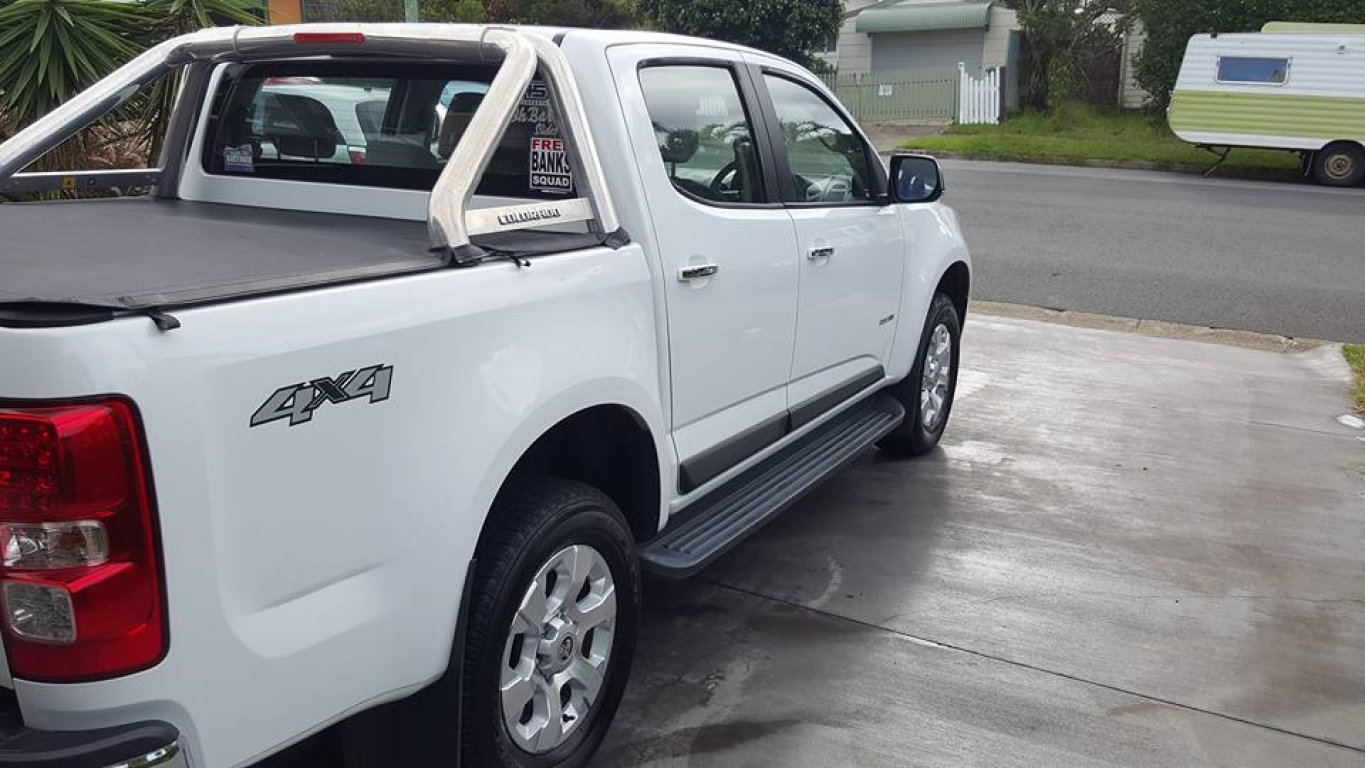 2014 Holden Colorado LTZ (4X4) RG MY14