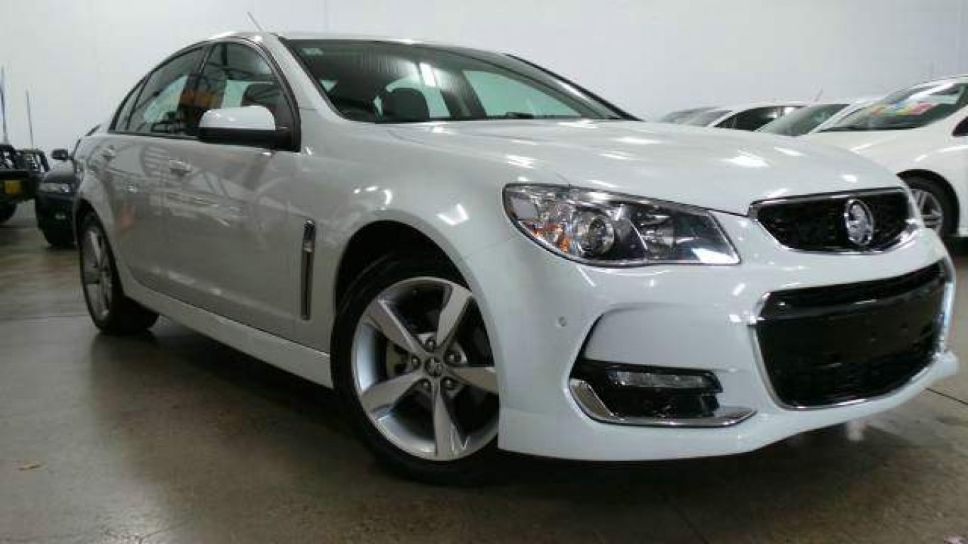 2016 Holden Commodore SV6 VF II MY16