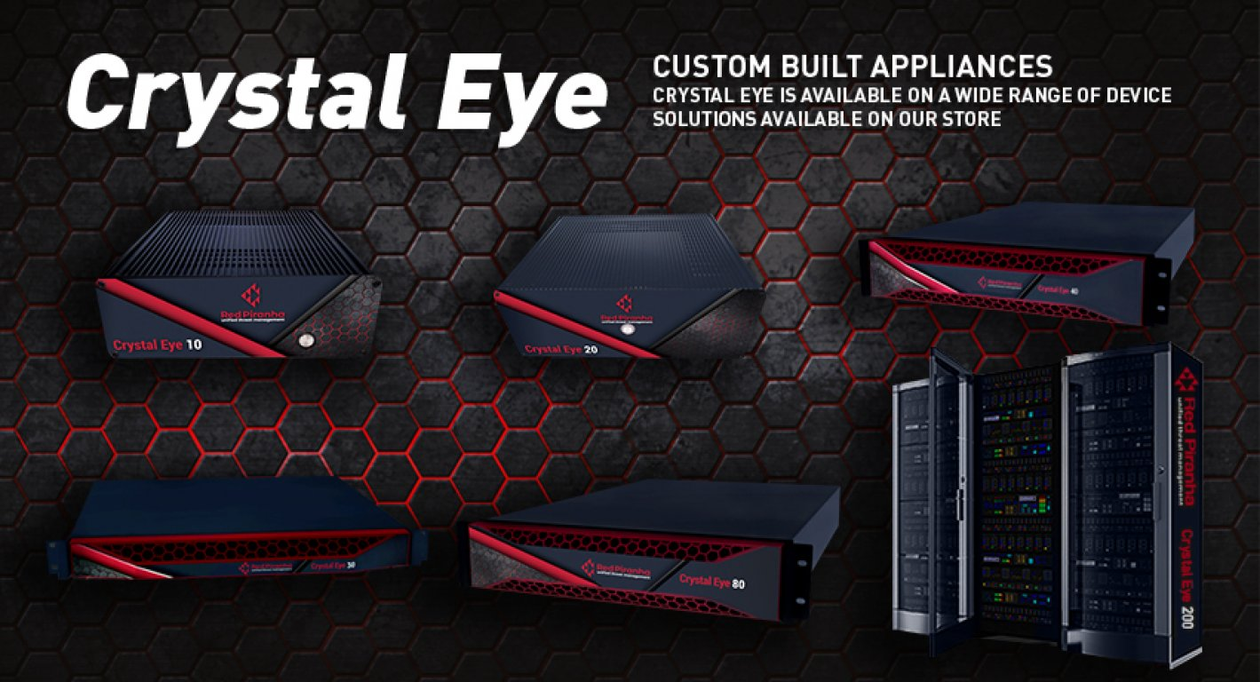 Crystal EYE Security Operation Centre (Cesoc)