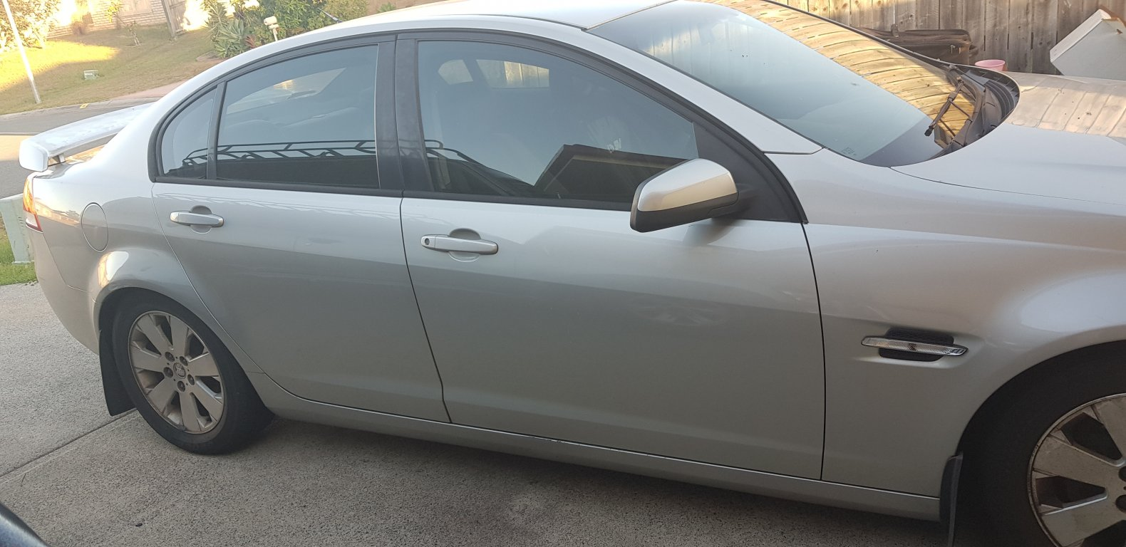 2007 Holden Commodore