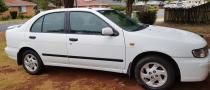 1999 Nissan Pulsar QLD: Regional