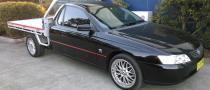 2003 Holden 1 Tonne NSW: Regional