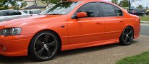 And's Ford BA XR6