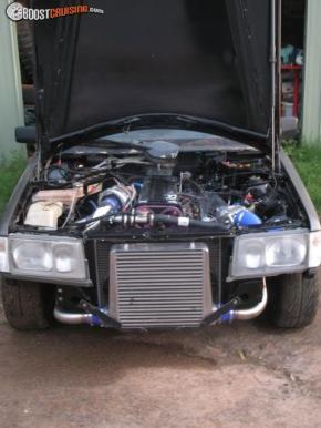 190emerc's Mercedes - BoostCruising