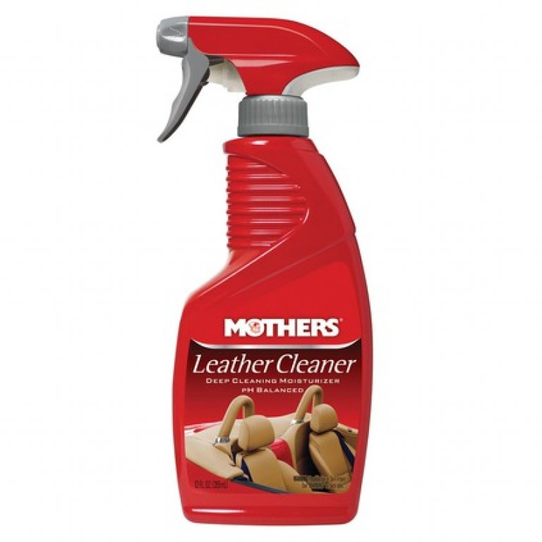 Mothers Leather Cleaner - 355ML
