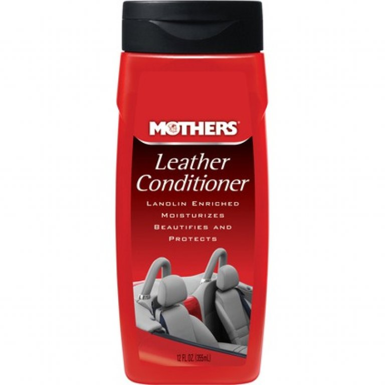 Mothers Leather Conditioner - 355ML