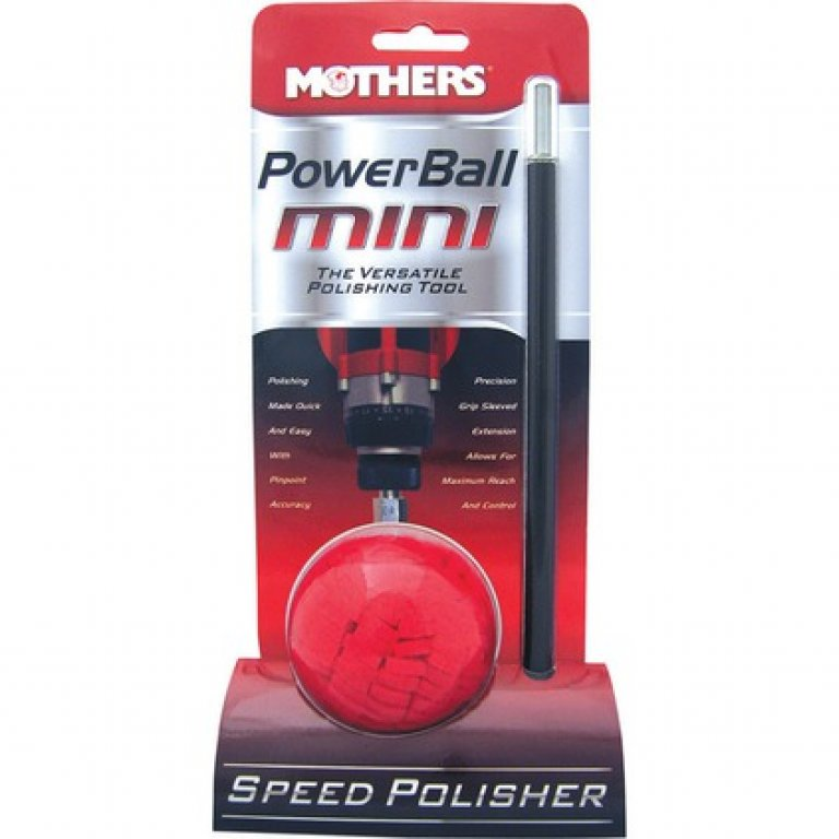 Mothers Powerball Mini Polisher