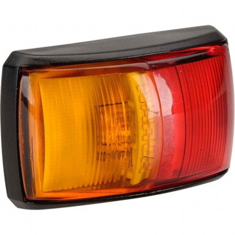 Narva Side Marker - LED, Red / Amber, 10-30V