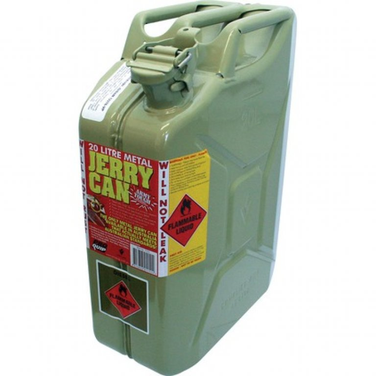 Willow 20L Metal Diesel Jerry Can