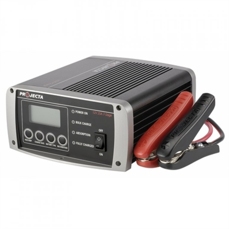 Projecta Intelli-charge 12V 2 - 25A Battery Charger - IC2500