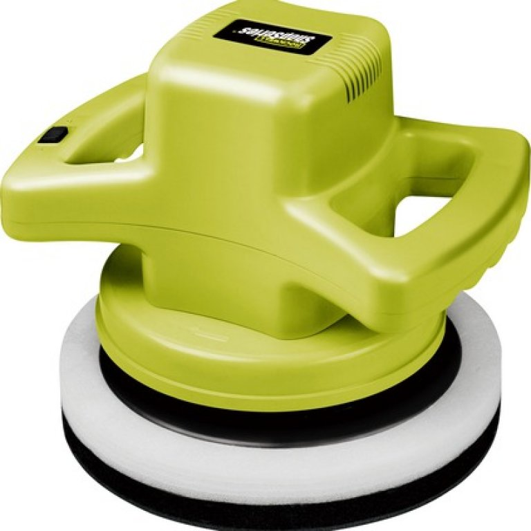 Rockwell Shopseries Car Polisher - 240MM, 120 WATT