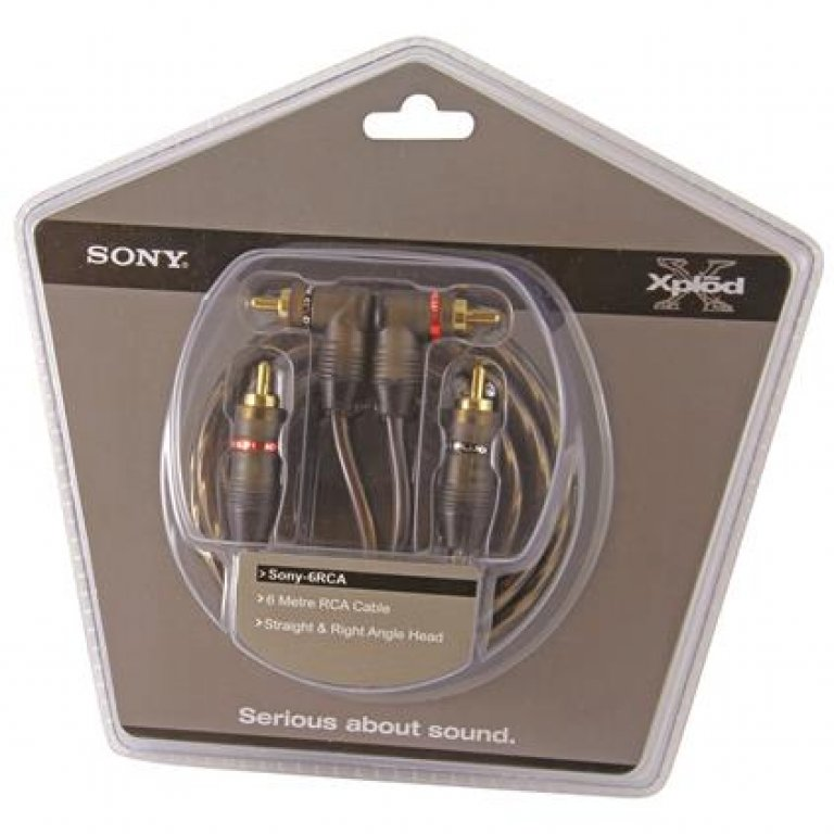SONY RCA Cable - 6M, SONY6RCA