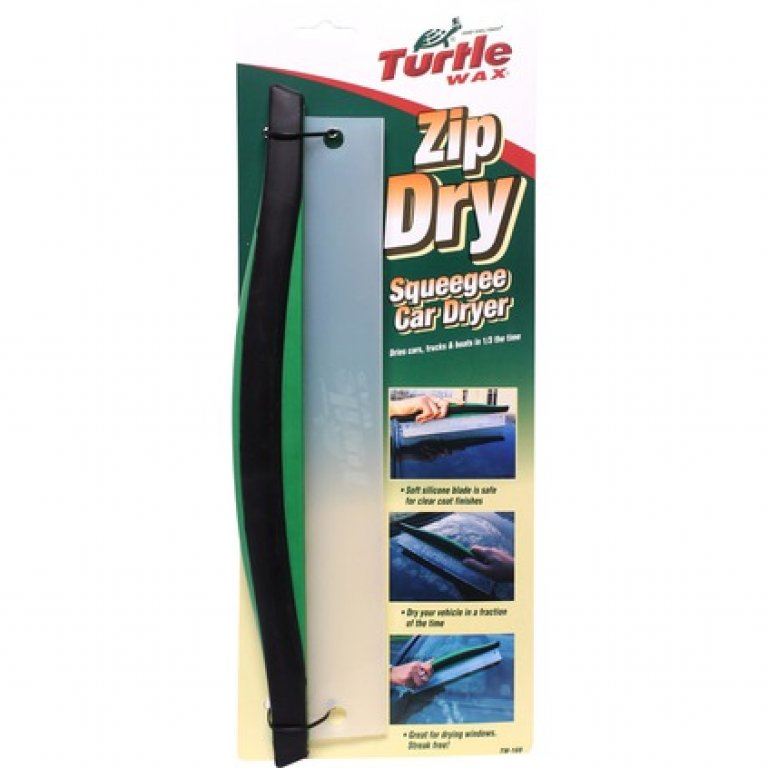 Turtle WAX ZIP DRY Squeegee