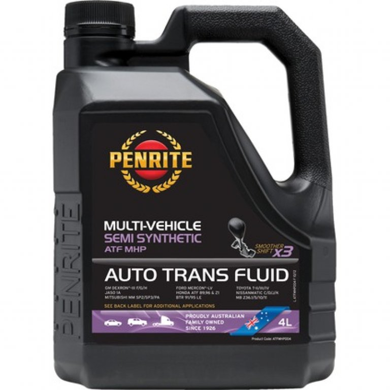 Penrite Automatic Transmission Fluid - SEMI,, 4 Litre
