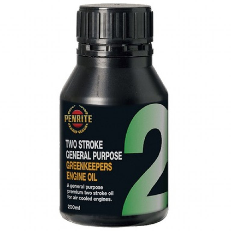 Penrite Greenkeepers 2 Stroke Lawnmower Oil - 200ML