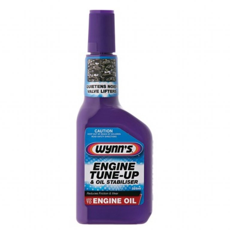 Wynn's Engine Tune-up and Oil Stabiliser - 325ML