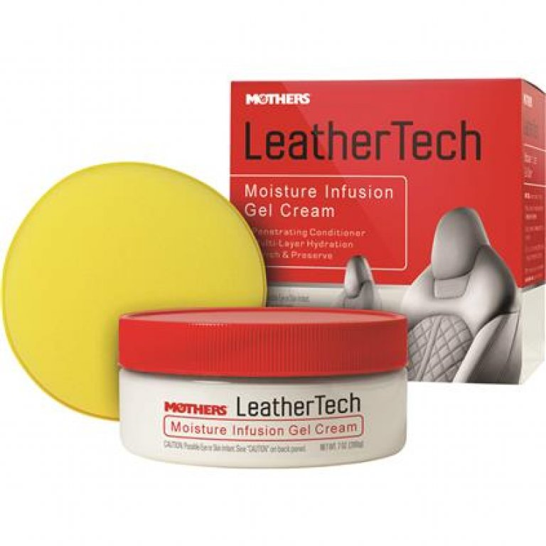 Mothers Leather TECH Moisture Infusion GEL Cream - 200G