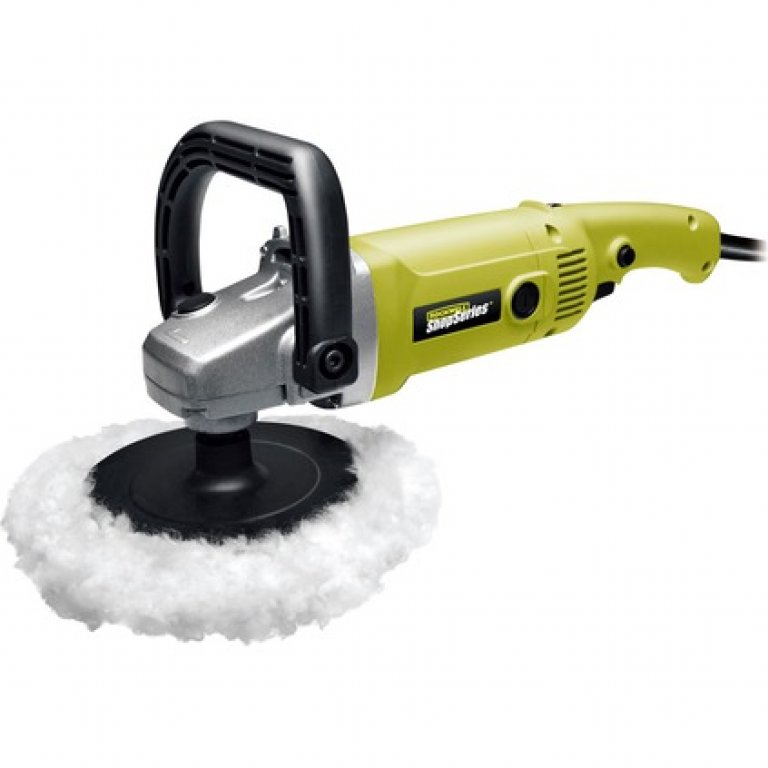 Rockwell Shopseries Car Polisher - 180MM, 1200 WATT