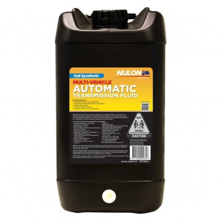 100% Synthetic Auto TRAN Fluid - 20