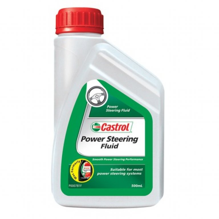 Castrol Power Steering Fluid - 500ML