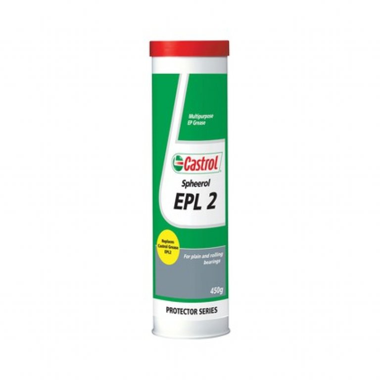 Castrol Spheerol EPL2 Grease Cartridge - 450G