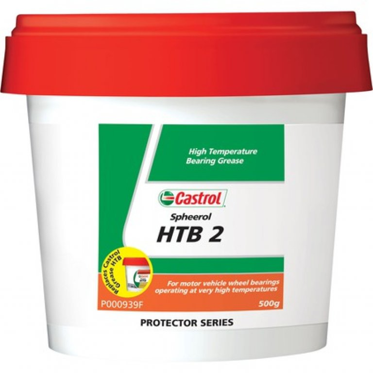 Castrol Spheerol HTB 2 Grease TUB - 500G