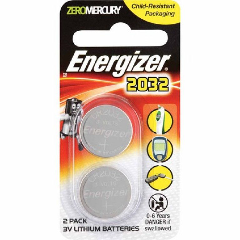 Energizer Miniature Lithium Battery