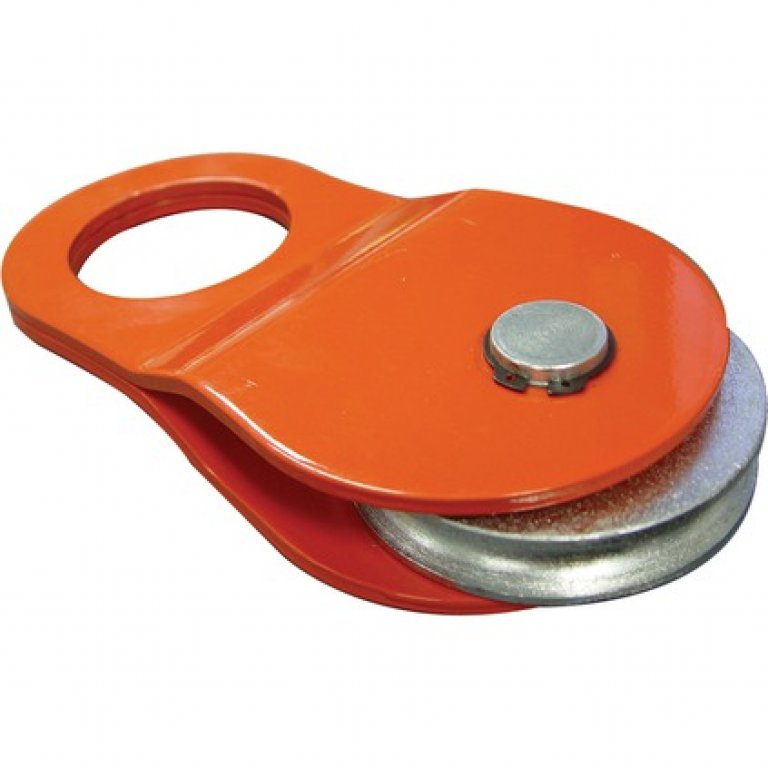 Ridge Ryder Heavy Duty Snatch Block - 8000KG