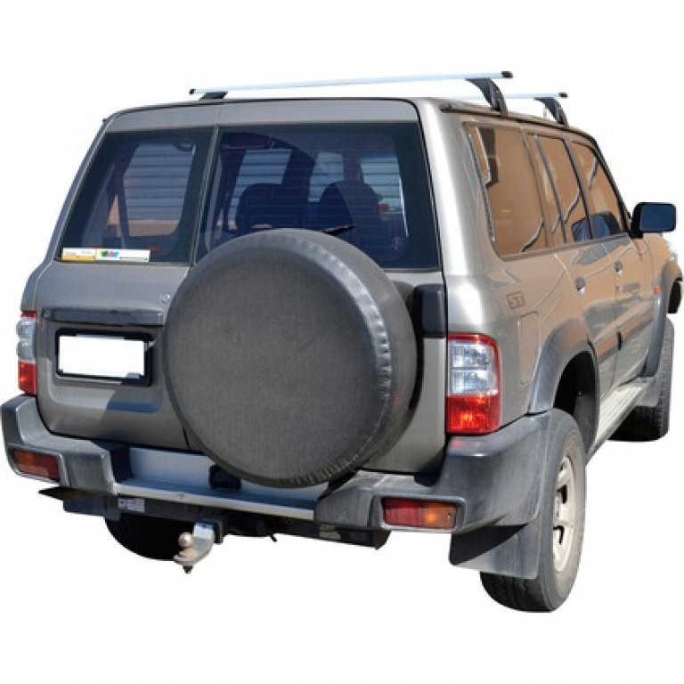 Ridge Ryder Spare Wheel Cover - Plain 29IN