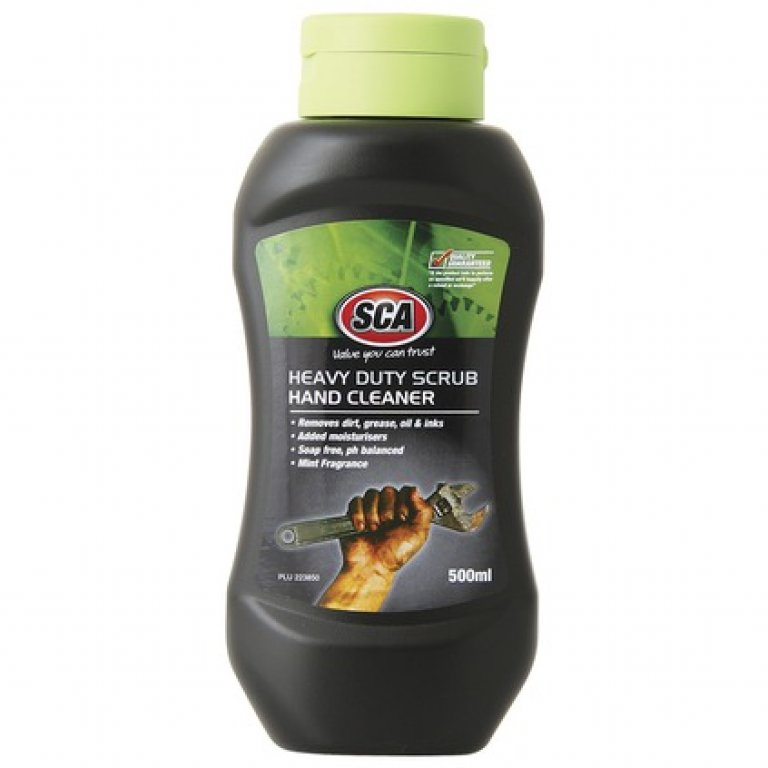 SCA Heavy Duty Hand Cleaner - 500ML