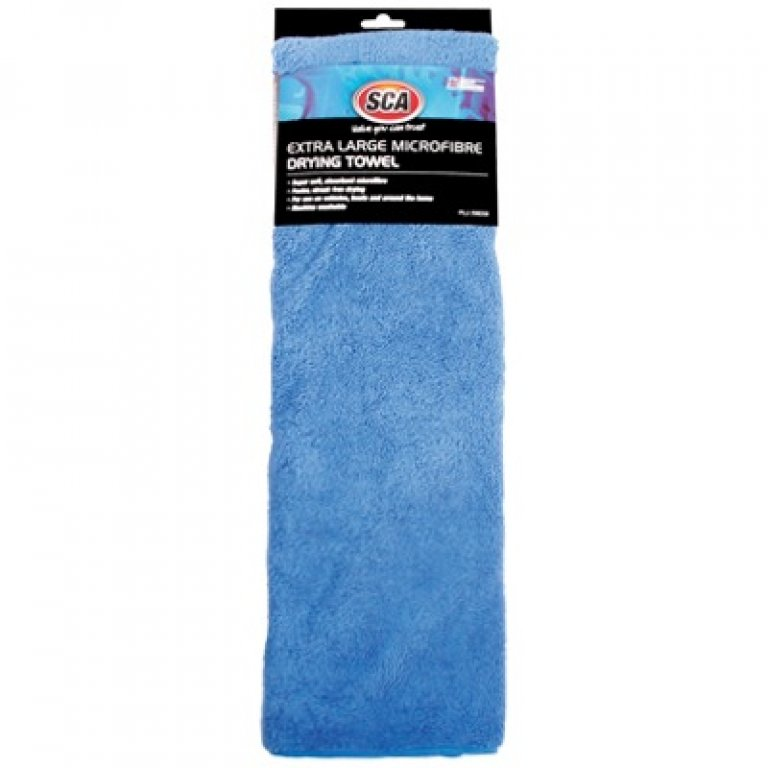 SCA Microfibre Drying Towel - X