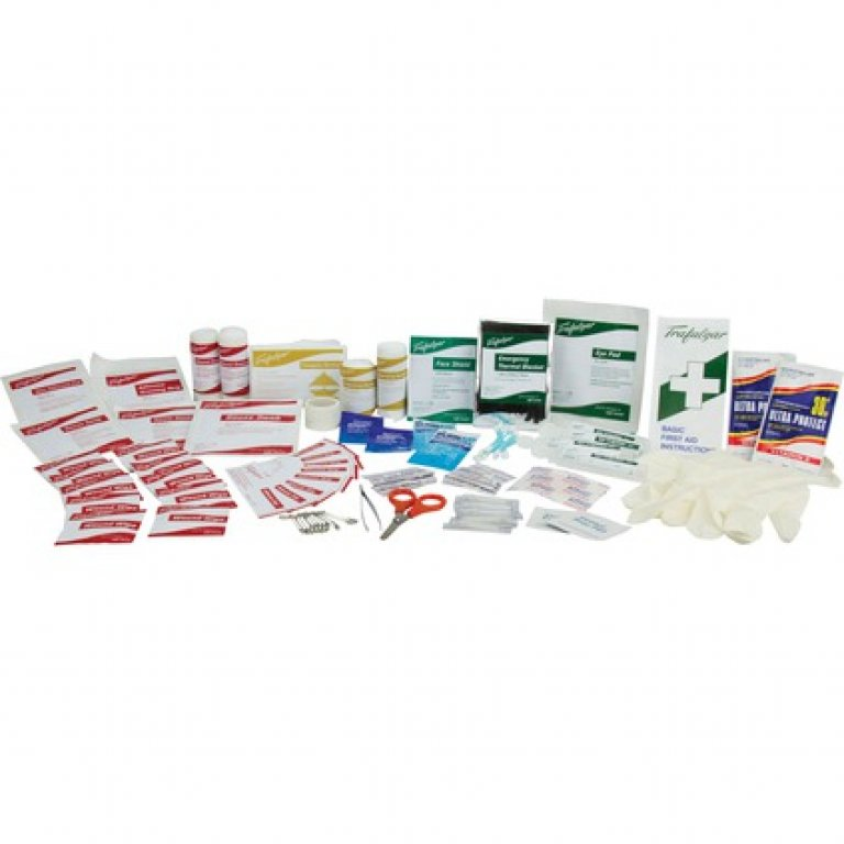 Trafalgar DIY Handyman First AID Kit - 126 Piece