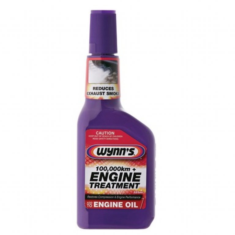 Wynn's 100,000 KM + Engine Treatment - 325ML