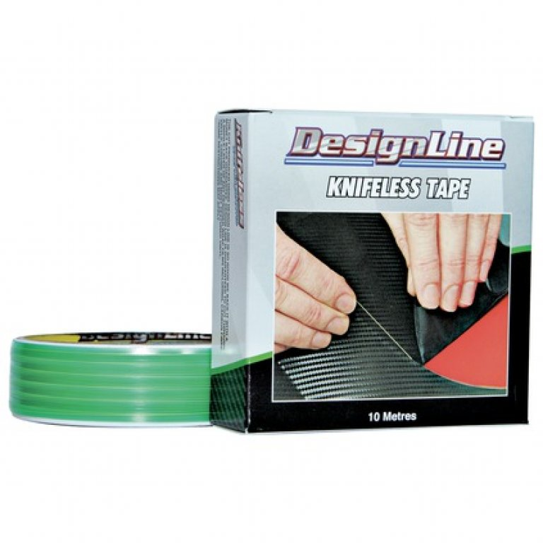 3M Knifeless TAPE Designline - Green, 10M