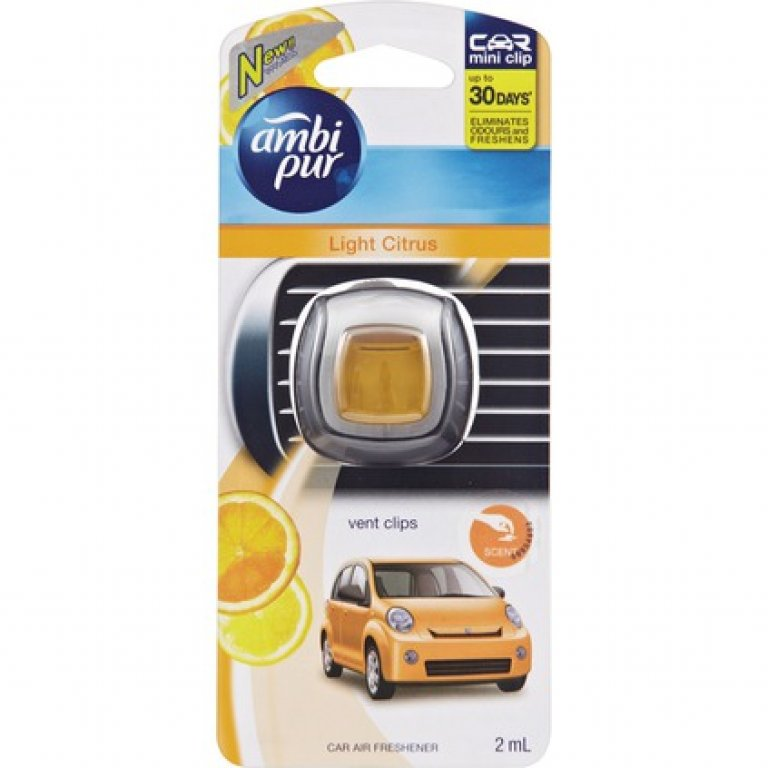AMBI PUR Air Freshener Mini - Light Citrus, 2ML