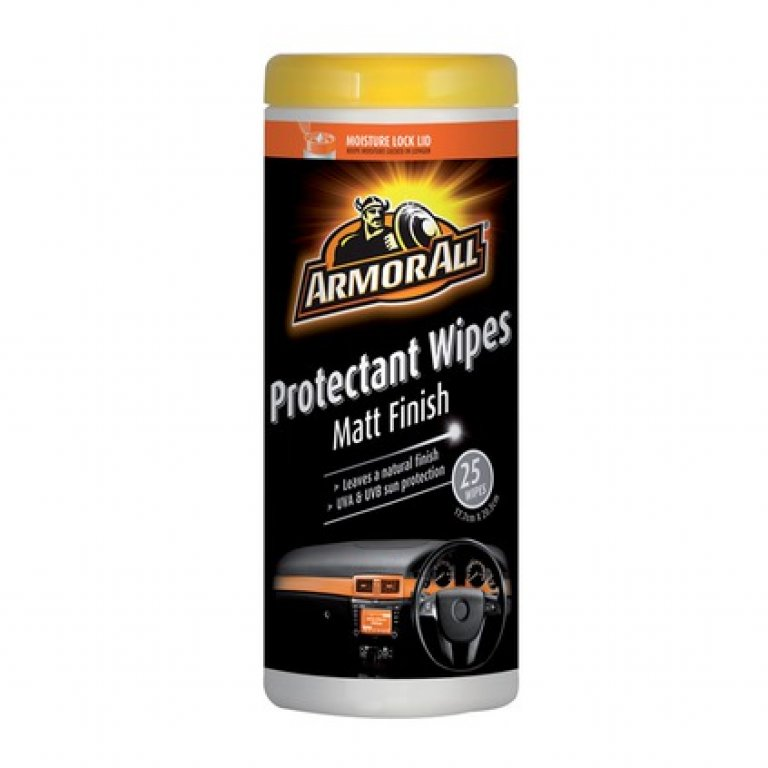 Armor All MATT Finish Wipes - 25 PACK