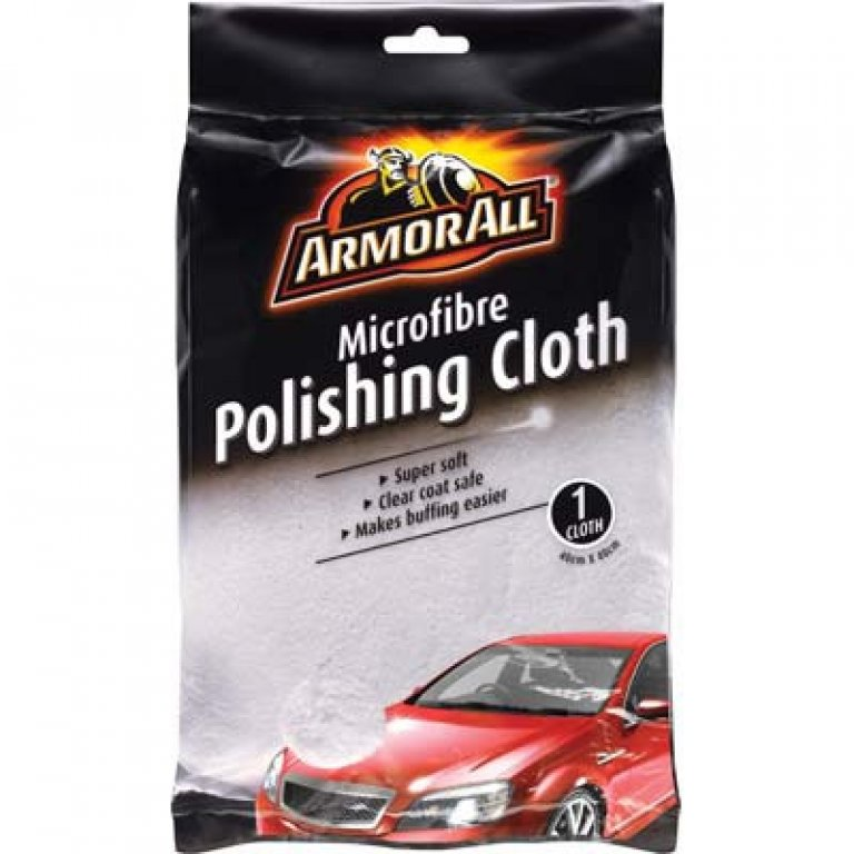 Armor All Microfibre Polishing Cloth - 40CM X 40CM
