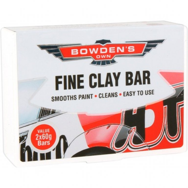Bowden's Own Bowden's Own FINE CLAY BAR - 2 PACK