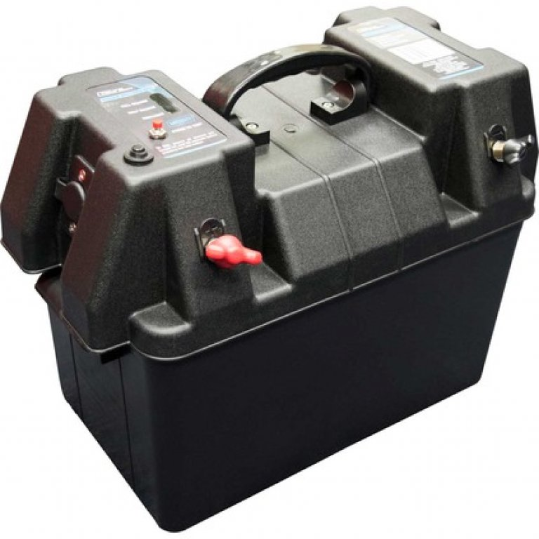 Calibre Power Battery Box - 12V