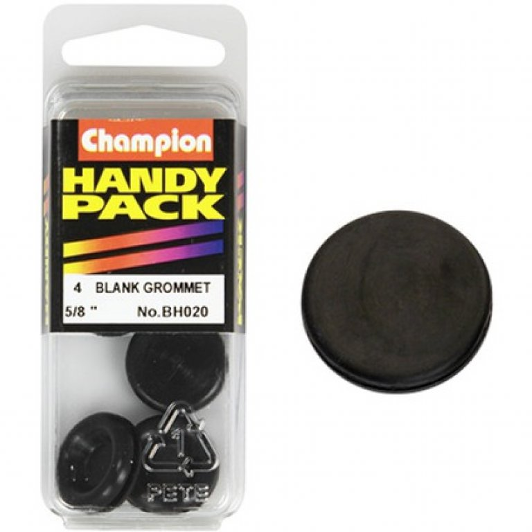 Champion Blanking Grommet - 5 / 8inch, BH020, Handy PACK