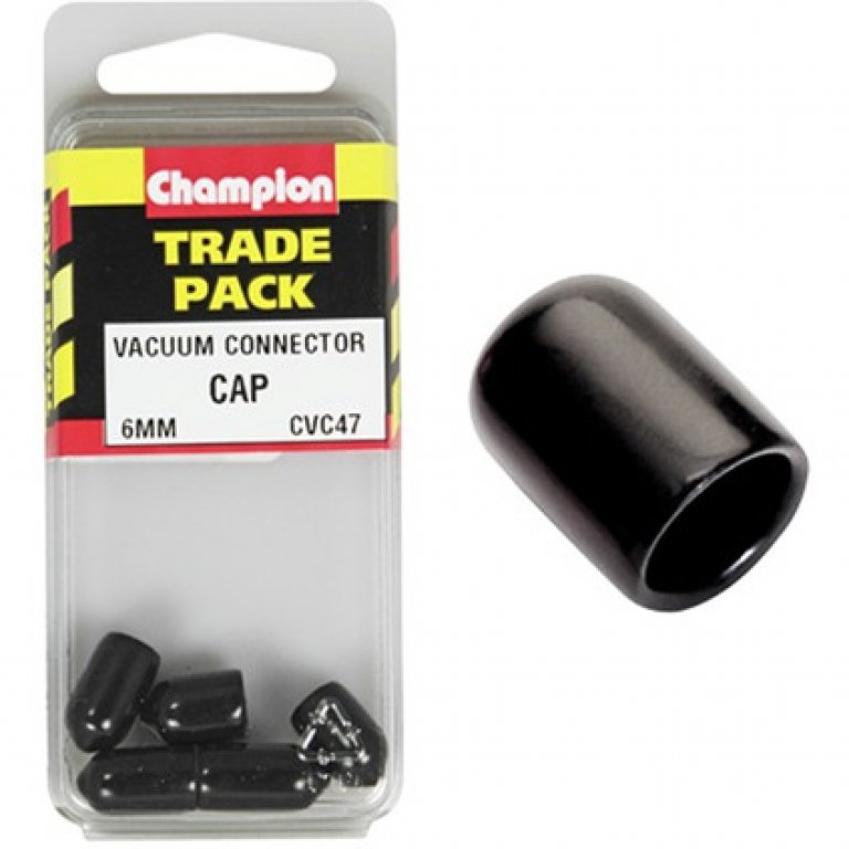 Champion CAP - 6MM, CVC47, Trade PACK