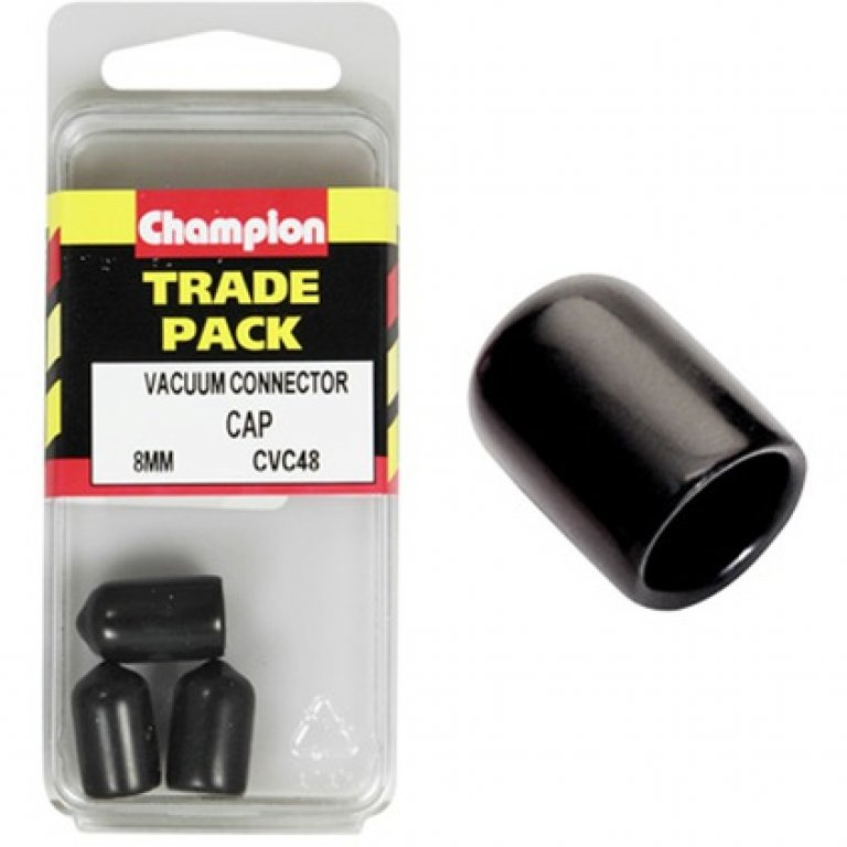Champion CAP - 8MM, CVC48, Trade PACK