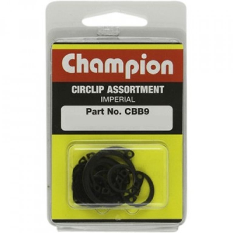 Champion Circlip Assortment - CBB9
