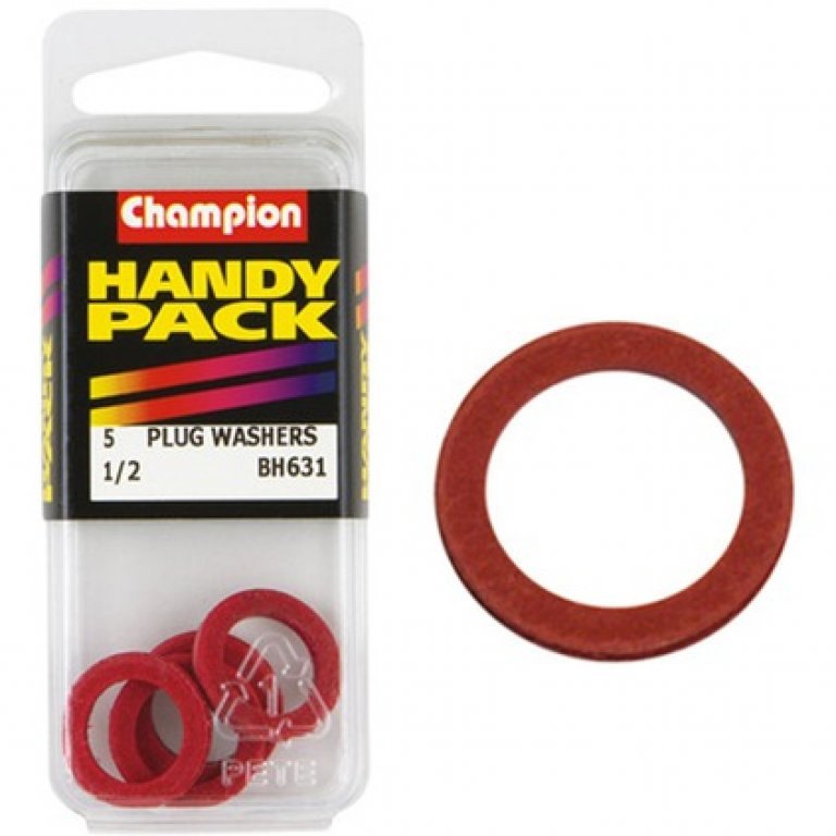 Champion Drain Plug Washer - BH631, Handy PACK