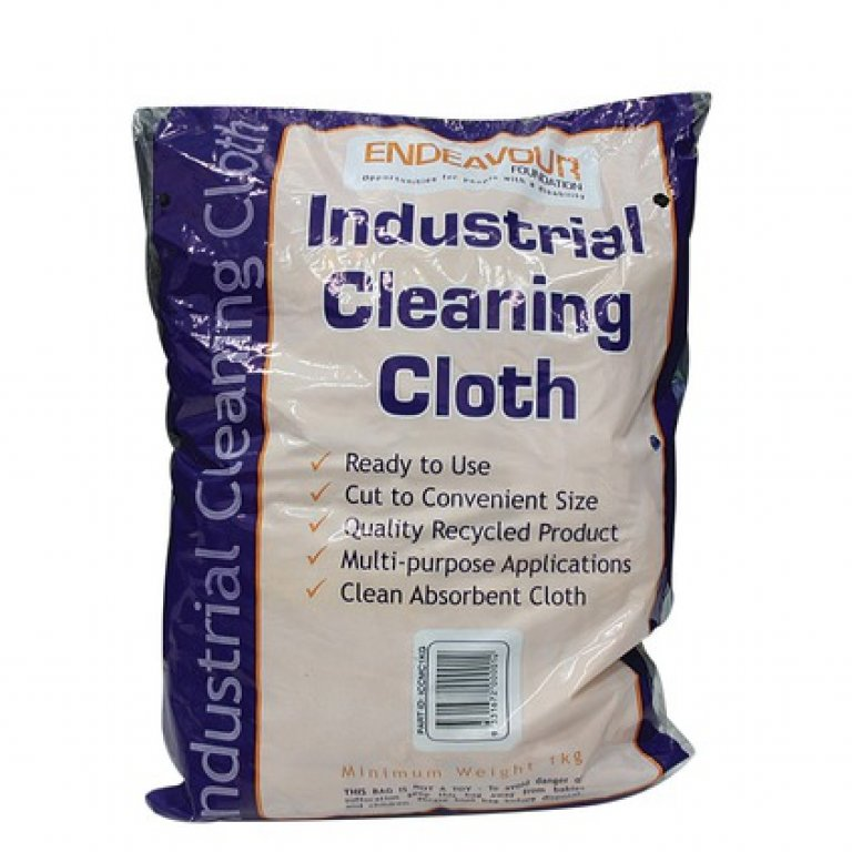 Cloth Industrial Cleaning Endeavour 1KG