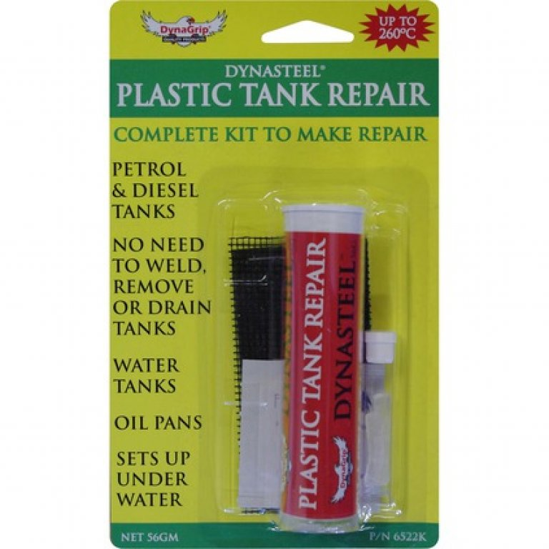 Dynagrip Plastic Tank Repair Kit