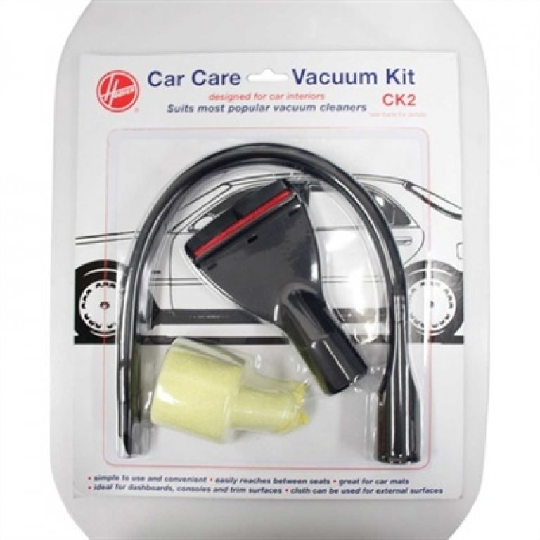 Hoover Car Care Cleaning Kit - 3 Pieces